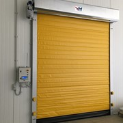 Insulated Rapid Roll Door for Coolrooms and Freezers