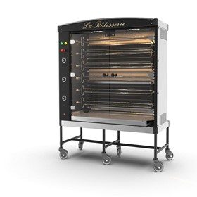 Spit roast rotisserie oven | Mag 6 Electric