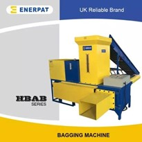 Economy Bagging Baler Machine For Coco Peat
