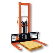 Manual Pallet Straddle Stacker 1Ton