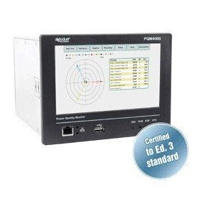 PQM4000 Class A Power Quality analyser