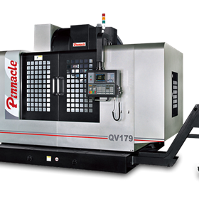CNC Machining Centre | Vertical - Box Guide Way Series -  QV179