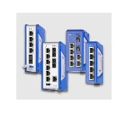 Unmanaged Industrial Ethernet Switches | SPIDER III