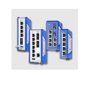 Hirschmann | Unmanaged Industrial Ethernet Switches | SPIDER III