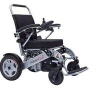 Electric Folding Wheelchair | Freedom Chair A08L Premium Sport