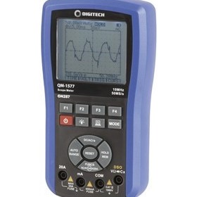 10MHz/4000 Count Hand-Held Oscilloscope DMM