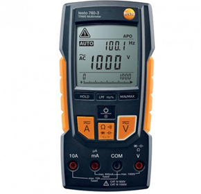 Digital Multimeter | testo 760-3