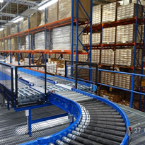 Intelligent / Smart Conveyor System Design and Supplier