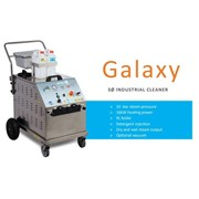 Galaxy Industrial 3Ø Steam Cleaner - 32A Three Phase Galaxy