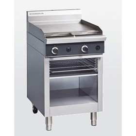 Gas Griddle Toaster | 600MM CT6