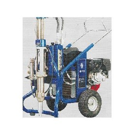 Hydraulic Driven Airless Paint Sprayer