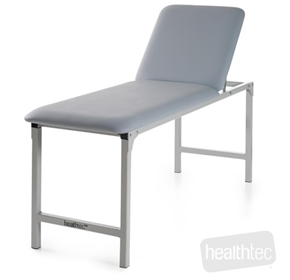 Fixed Height Stationary Examination Table Plinth | Healthtec