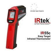 Portable Infrared Thermometer | IR55c