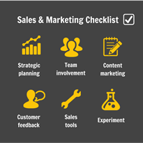 Kick off the year with our strategic sales & marketing checklist