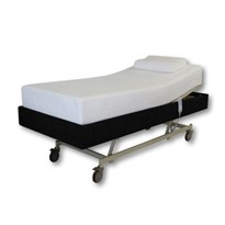 I-Care Luxury Hospital Bed Base & Mattress - IC222