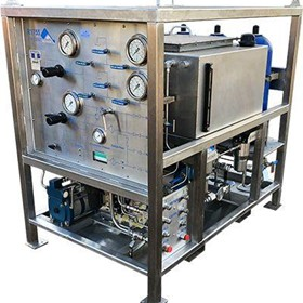Pressure Testing Unit | 701 Series Test Flush HPU