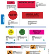 Medical Alert Labels | Cautionary & Alert Labels