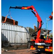 Truck Mounted Crane | Small 270-K