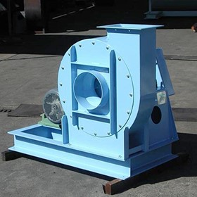 Industrial Centrifugal Fan | Series 2000-3000 Blowers
