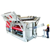 Hydraulic Plate Rolling Machine | AHK 3 Roll