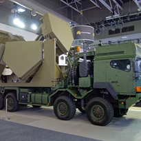 Ground Based Multi Mission Radar (GBMMR)
