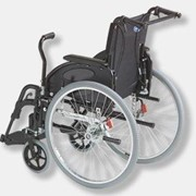 Action3NG - Lever Driver Wheelchair