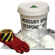 Spill Kit – Mercury