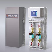 AKS Equator Hot Water Circulator System