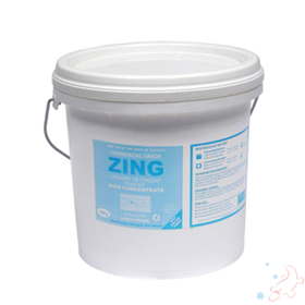 Chemicals | Laundry Detergent 10kg Economy Pack | Zing