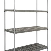 Multipurpose Plastic Mat Shelving - Various Sizes