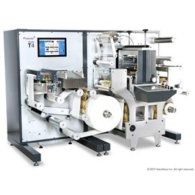Digital Label Finishing Press | 4