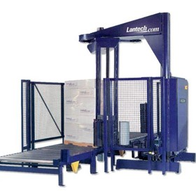 Automatic Straddle Stretch Wrapping Machine | S1200