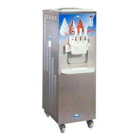 Ice Cream Machine SUPER TRE BP PLUS Two Flavour