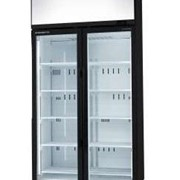 Glass Door Display Fridge with Lightbox - Skope SKT1000-AC