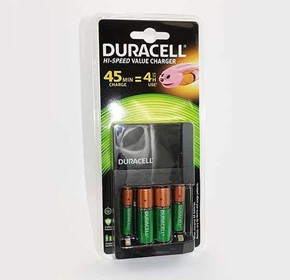 Duracell Battery Charger | AA/AAA