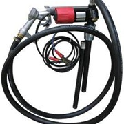24V Diesel Drum Pump Kit - 60LPM