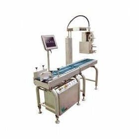 Inline Weigh Labeller | TSHI701