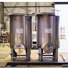 Cosme Variable Capacity Fermentation Tank - Series 2