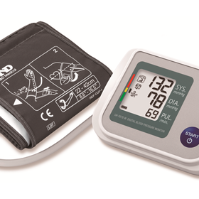 Blood Pressure Monitor | UA-767S-W