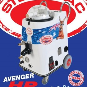 STEAMVAC | Steam Cleaner | HP AVENGER 1600