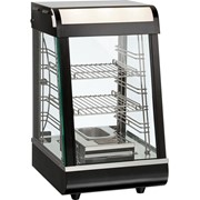 Benchstar Pie Warmer & Hot Food Display | PW-RT/380/TG