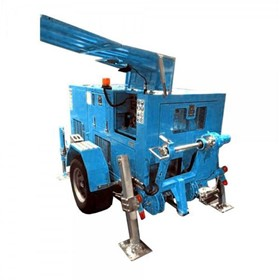 Underground Cable Pulling Machinery