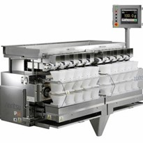 Anritsu ​| Multi-Head Weighers | Clean Cup Scale
