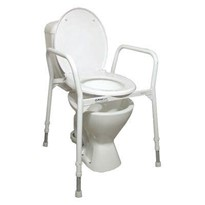 Aluminium Over Toilet Aid