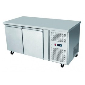 Atosa Two Door Freezer Table