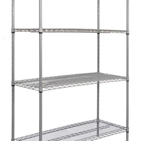 Multipurpose Wire Shelving - Various Sizes