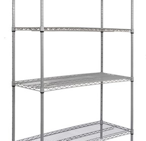 Titan Multipurpose Wire Shelving - Various Sizes
