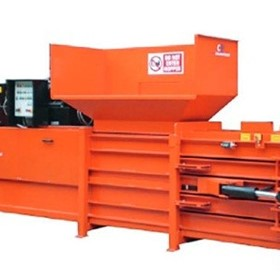 Semi Automatic Horizontal Baling Machine | CK600H | CK international