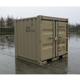 Sea-Storage Container | 6ft Storage Container