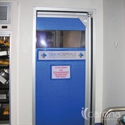 Medical Doors 2400 Series PVC